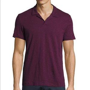 Theory Slim Fit Collar Polo Shirt